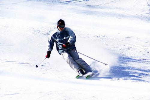 esquiar en Benasque